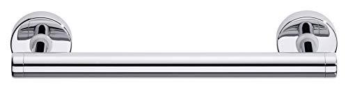 Tesa draad Haltegriff (für Bad und Dusche, inkl. Klebelösung, hält bis 20kg/Adapter (kurzfristig bis 120kg), 60mm x 317mm x 75mm)