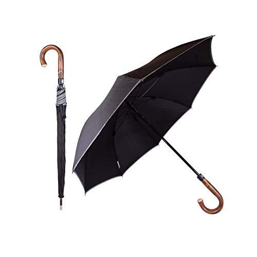 Sicherheitsschirm | Unzerbrechlicher Regenschirm für den Eigenschutz | Für Männer, Frauen & Senioren | Verbessert Ihre Verteidigungsfähigkeit sofort | Kein langwieriges Training erforderlich