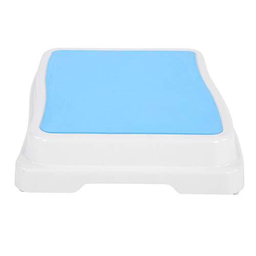 Tragbare Badstufe, rutschfeste Badewannenstufe Badhilfe Erhöhte Badezimmersicherheitshilfe für Behinderte, ältere Menschen beim Betreten und Verlassen der Badewanne