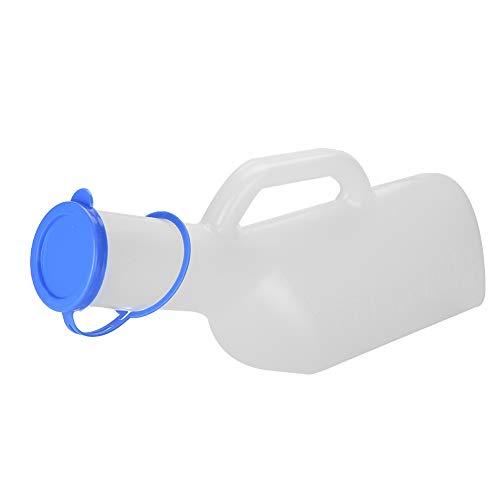 1000ml Urinflasche, Urinsammler, Tragbare Wiederverwendbare Männliche Urinallinse Mit Hoher Kapazität Urinbehälterflasche Für Männer Kinder Mobilität älterer Menschen Nach Der Operation
