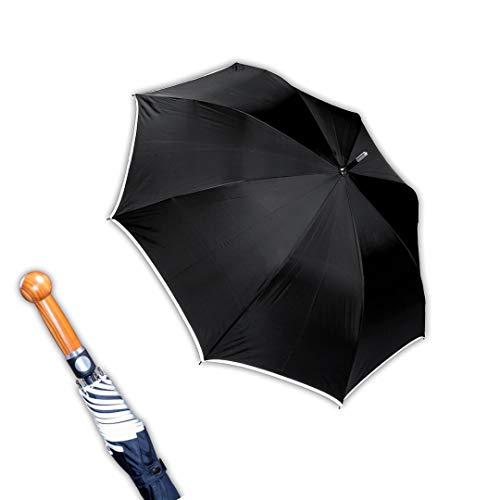 Sicherheitsschirm | Handlicher Security Regenschirm für Männer, Frauen & Senioren | Verbessert Ihre Verteidigungsfähigkeit enorm | Kein wochenlanges Training erforderlich | Selbstverteidigung