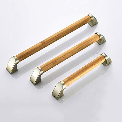 Fane Haltegriffe Holz fur Dusche, Griffbadewanne fur Senioren und Behinderte, Wasserdicht rutschfest Sicherheit Haltegriff fur Korridor fnd Treppen im Freien30cm