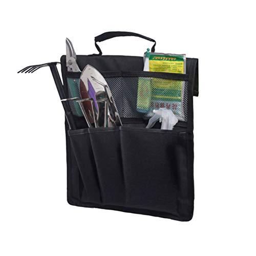 Kneeler-Werkzeugtasche Gartenwerkzeug Aufbewahrungstasche Kniebank Gartenbank, für Arbeiten rund um Haus und Garten Kniehilfe Gartenarbeit