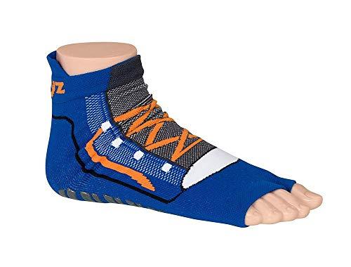 Ockyz Sweakers Blue sport- Anti-Rutsch Schwimmsocken -leichte Socken, bequeme Badesocken