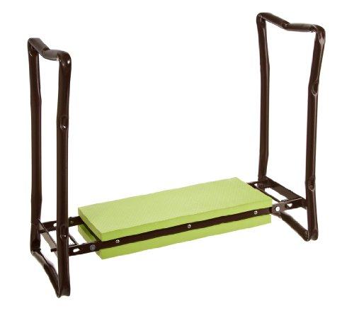 Dehner Knie- und Sitzhilfe, für Arbeiten rund um Haus und Garten, ca. 62.5 x 13 x 27 cm, grün*