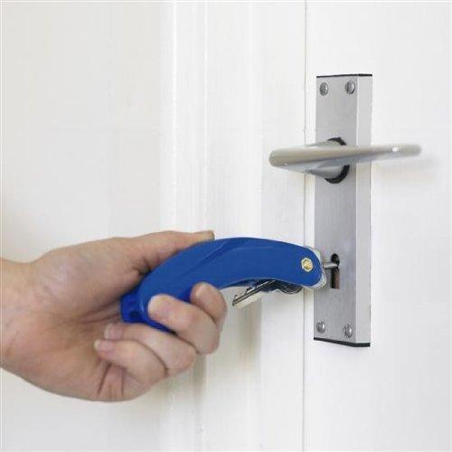 Schlüsseldrehhilfe | 3 Schlüssel | Blau | Mobiclinic