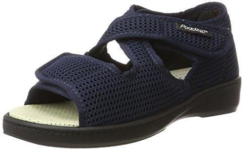 Podowell Unisex-Erwachsene Andalou Sneaker, Blau (Marine 7102100), 37 EU Weit