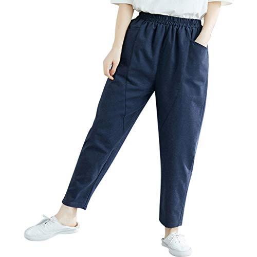 RODMA Damen Seniorenhose Schlupfhose mit Gummibund Kurzgröße ideal für pflegebedürftige Omas einfach anzuziehen