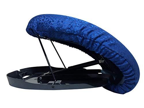 Aufstehhilfe Katapultsitz Up-Easy | ergonomische Unterstützung beim Sitzen und Aufstehen für eine gesunde Sitzhaltung | Gewicht einstellbar: 55kg - ca. 150kg