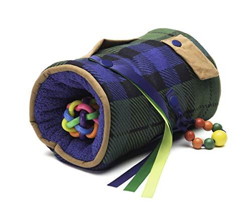TwiddleSport Therapiehilfsmittel, sensorische Therapie - Therapieprodukt bei Alzheimer, Demenz, Autismus – Fidget-Spielzeug zur Angstlinderung
