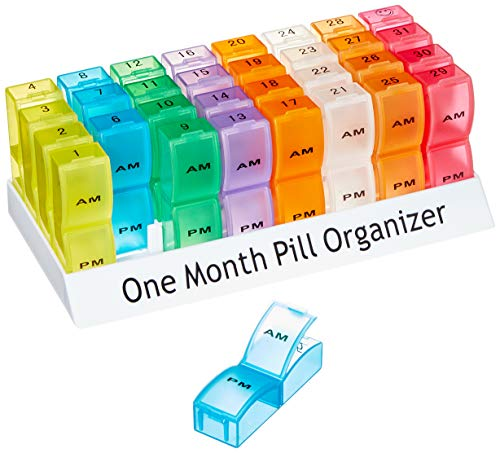 Aidapt Pillenspender VM931AC, für einen Monat*