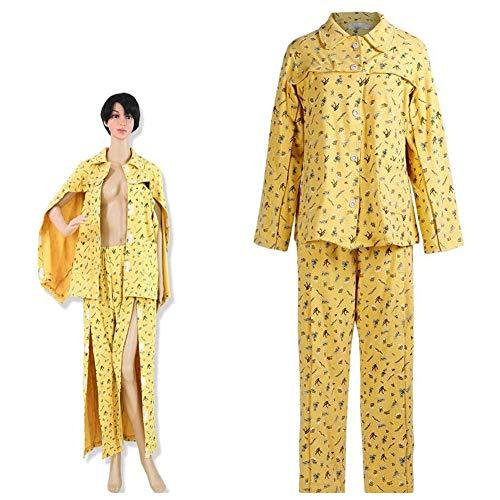 YUXINCAI Patientenpflegekleidung Für Behinderte, Patientenpflegehosen, Leicht Abgenutzte Lähmungskleidung Kleidung Für Ältere Inkontinenzpatienten Hosen Für Behindertengerechte Frakturen