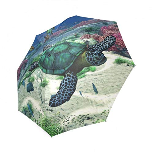 EFKKLM Uv Männer Und Frauen Regenschirm Senior Custom 100% Stoff Hochwertige Faltbarer Regenschirm